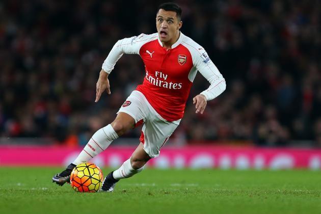Alexis Sanchez đòi lương 200.000 bảng/tuần ở bản hợp đồng mới.