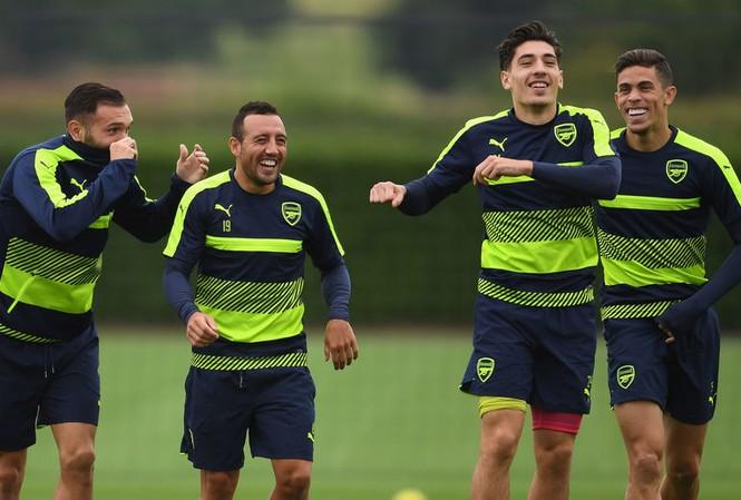 Nhiều trụ cột của Arsenal sẽ trở lại vào cuối tuần này.