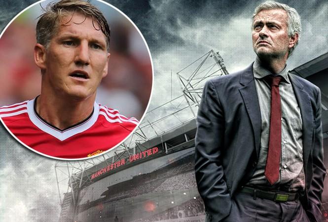 Mourinho sẵn sàng bán tháo Schweinsteiger để có tiền mua Matic.