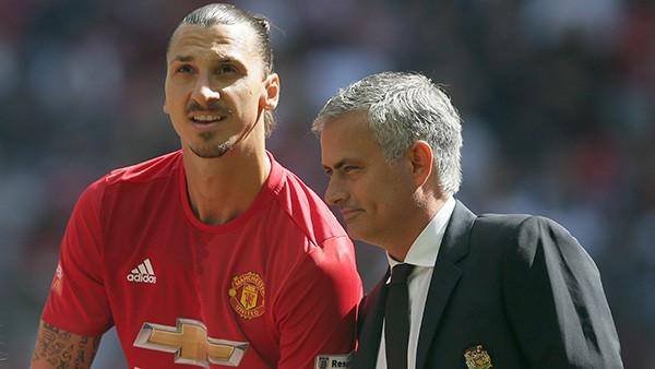 Ibra gia nhập M.U vì Mourinho.