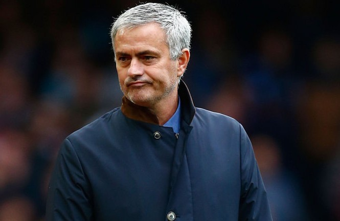 HLV Jose Mourinho.