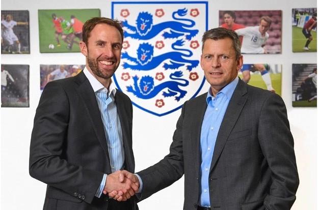 HLV Southgate chính thức ký hợp đồng 4 năm với ĐT Anh.