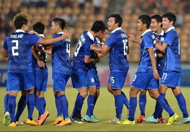Thái Lan thắng dễ dàng Myanmar 2-0.
