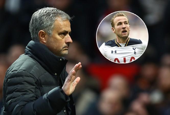 Mourinho muốn có sự phục vụ của Harry Kane.