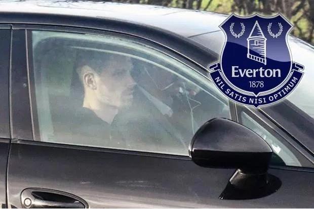 Morgan Schneiderlin đã chính thức gia nhập Everton.