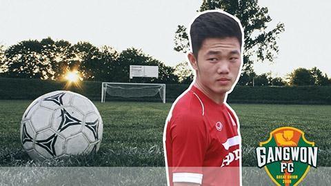 BẢN TIN thể thao: Số áo của Xuân Trường ở Gangwon FC