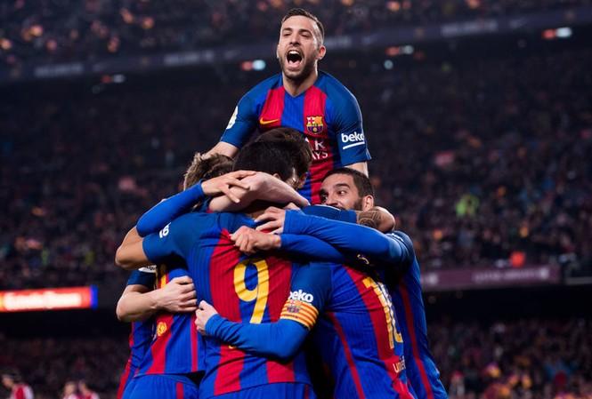 Barcelona muốn trận chung kết Cúp Nhà Vua được tổ chức tại sân Bernabeu của Real Madrid.