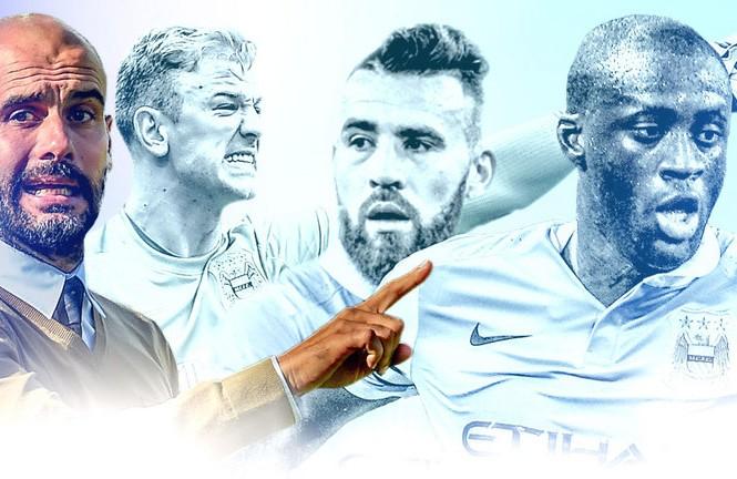 HLV Guardiola sẽ thanh lý hàng loạt trong hè 2017.