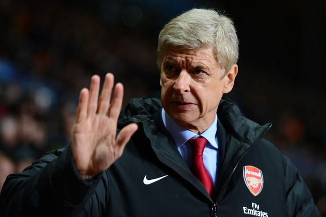 HLV Wenger sẽ chia tay Arsenal ở mùa hè năm nay?
