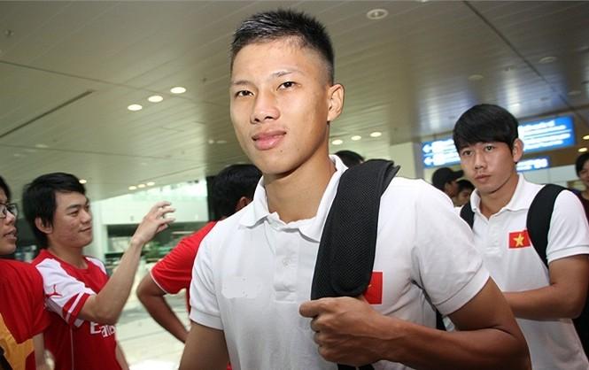 Nguyễn Hữu Anh Tài chính thức sang Hàn Quốc thi đấu.
