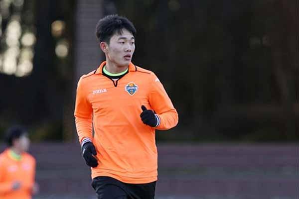 Xuân Trường đá chính trong chiến thắng của Gangwon FC.