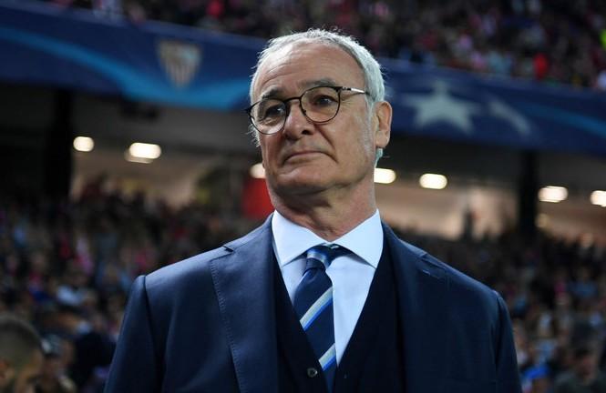 HLV Claudio Ranieri.