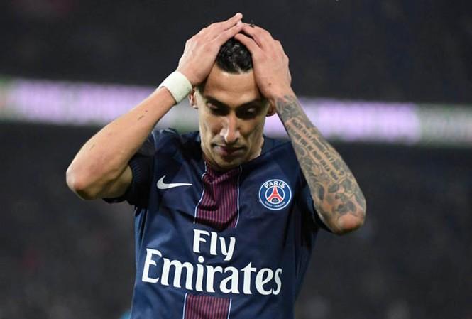 Angel Di Maria rất tức giận khi biết PSG có ý định bán mình ở tháng 1 vừa qua.