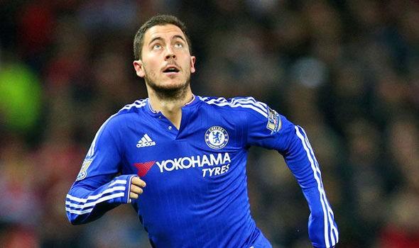 Hazard khẳng định hạnh phúc tại London.