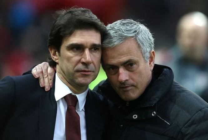 HLV Mourinho muốn tái hợp trợ lý cũ Aitor Karanka.