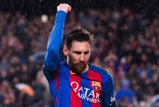 Messi rất muốn Atletico Madrid đánh bại Real Madrid.