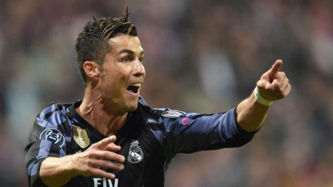 Real Madrid hạ gục Bayern Munich nhờ Ronaldo.