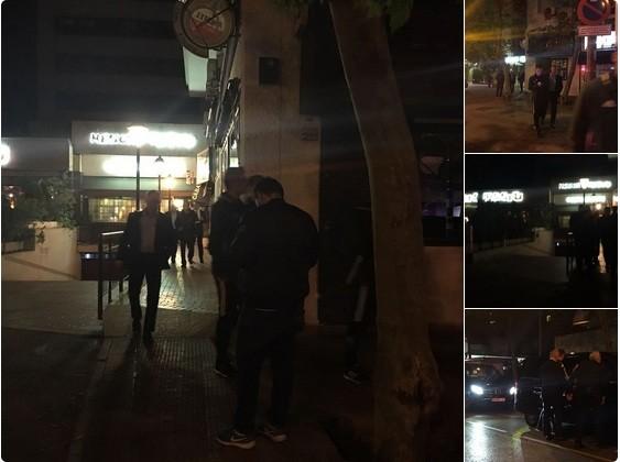 Phóng viên Christian Ortlepp tung bằng chứng tổ trọng tài đi ăn ở quán quen của Real Madrid.
