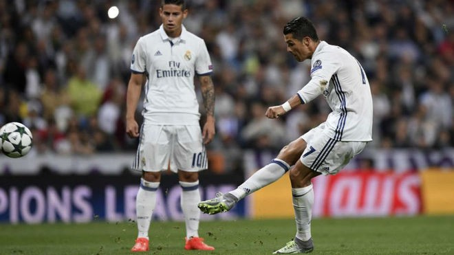 Ronaldo sẽ tái xuất khi Real Madrid đấu APOEL Nicosia.