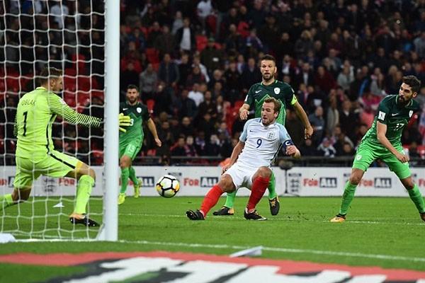 Anh giành vé dự VCK World Cup 2018 nhờ bàn thắng muộn của Harry Kane.