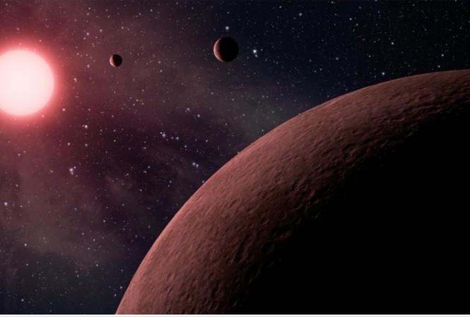 Phát hiện thêm 10 hành tinh mới có sự sống như Trái đất. Ảnh: AP