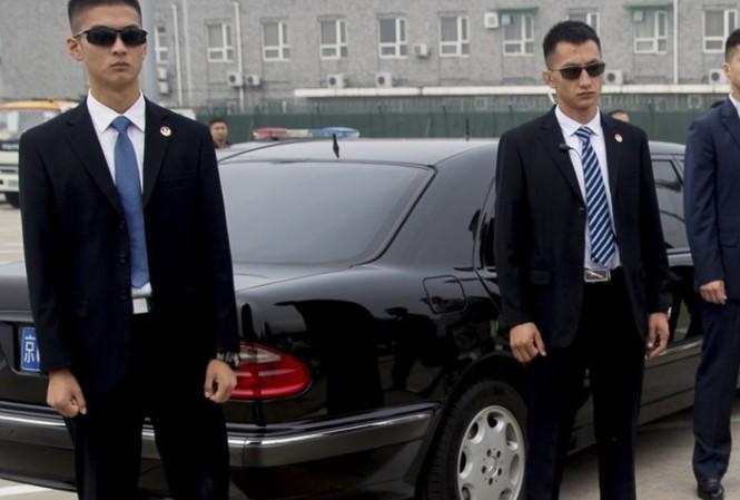 Dịch vụ gọi vệ sỹ sẽ dễ dàng như gọi taxi ở tỉnh Sơn Đông, Trung Quốc. Ảnh: SCMP