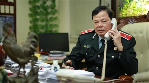 Ông Phạm Trọng Đạt