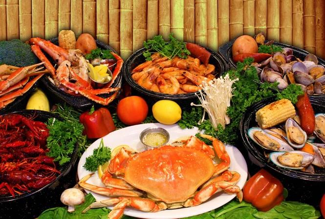 """Các món ăn từ hải sản giúp quý ông thêm hưng phấn khi """"yêu"""". Ảnh minh hoạ: Internet"""