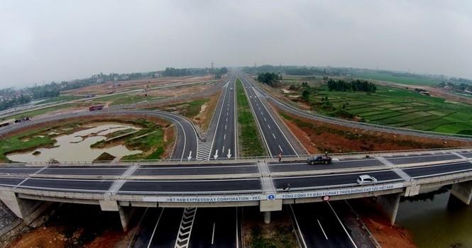 Cao tốc Bắc - Nam cần lượng vốn rất lớn