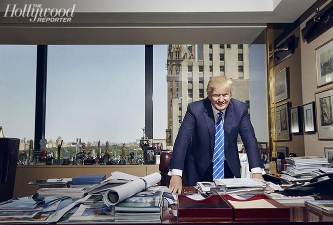 Donald Trump rớt 35 hạng trong danh sách 400 người giàu nhất nước Mỹ.