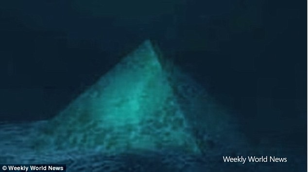 Hình ảnh minh họa cho kim tự tháp pha lê.