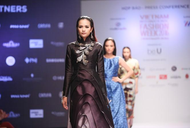 Hà Nội lần đầu tiên có Tuần lễ thời trang quốc tế