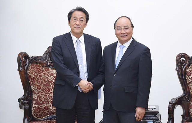 Quan hệ Việt-Nhật sẽ có bước phát triển vượt bậc trong năm 2017