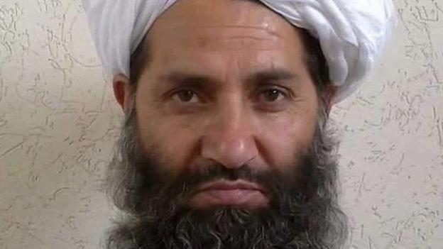 Hibatullah Akhundzada - thủ lĩnh của tổ chức khủng bố Taliban tại Afghanistan.