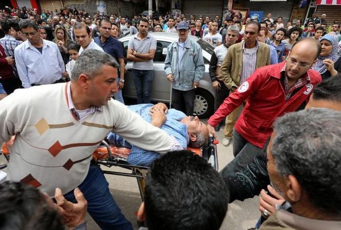 Radio Thế giới 24H: IS thừa nhận tiến hành vụ đánh bom 2 nhà thờ tại Ai Cập