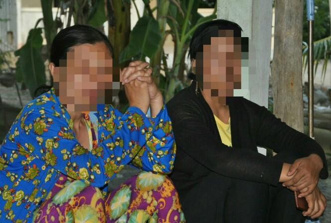 Bà ngoại cháu K tố cáo hành vi xâm phạm tình dục của ông hàng xóm