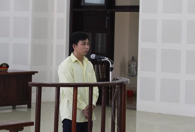 Bị cáo Mạc Văn Nhân thừa nhận toàn bộ hành vi của mình tại tòa