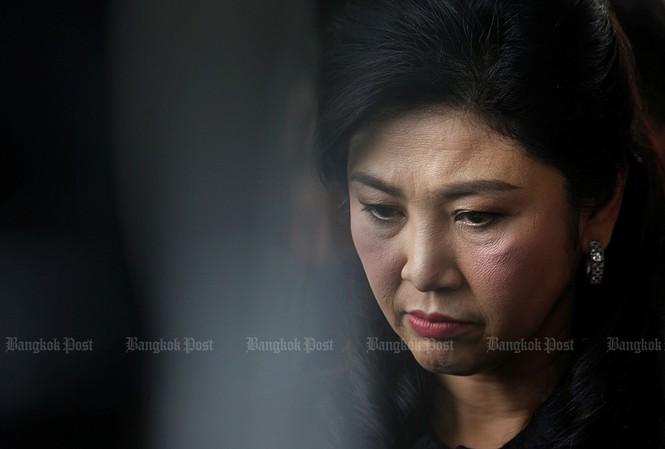 Cựu Thủ tướng Thái Lan Yingluck Shinawatra. Ảnh: Bangkok Post