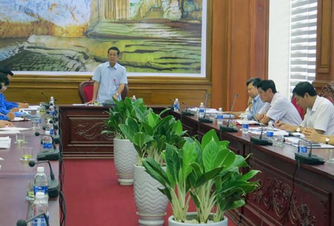 Thường trực Tỉnh ủy Quảng Bình nhất trí với đề án nhân sự, thời gian, địa điểm tổ chức Đại hội đại biểu Đoàn TNCS Hồ Chí Minh tỉnh Quảng Bình lần thứ XV.