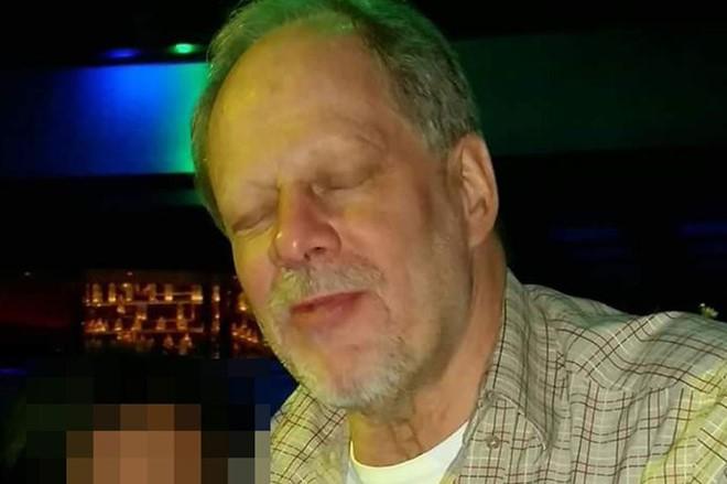 Nghi phạm Paddock trong vụ xả súng ở Las Vegas. Ảnh: Mirror