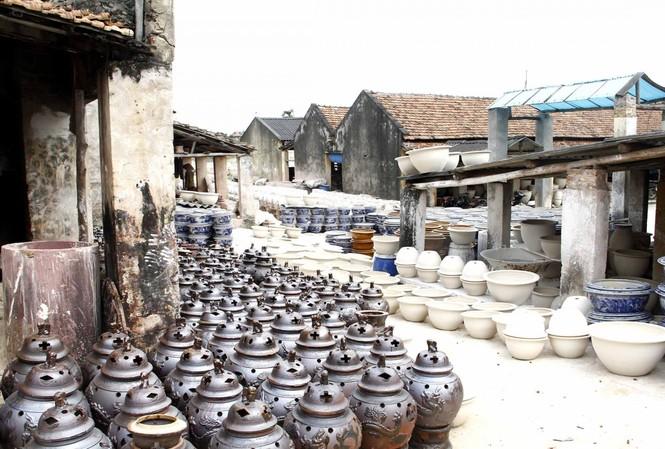 Làng gốm Bát Tràng được lựa chọn triển khai dự án quy hoạch bảo tồn, kết hợp hoạt động du lịch của thành phố Hà Nội - Ảnh: Minh họa