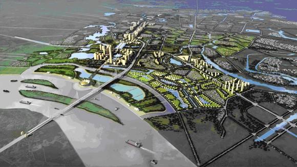 Quy hoạch phân khu đô thị sông Hồng có ý nghĩa quan trọng đối với sự phát triển của Hà Nội - Ảnh: Minh họa