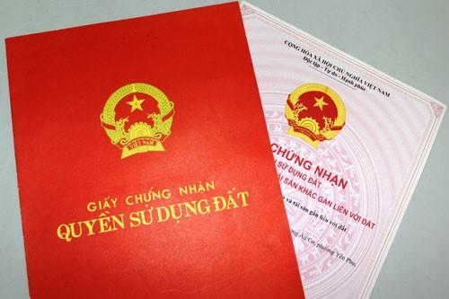 Các hộ dân sử dụng diện tích tăng thêm ngoài giấy tờ sẽ được xét cấp sổ đỏ.
