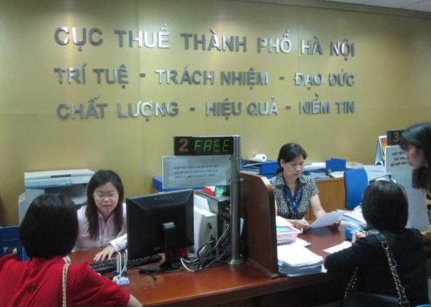 Hà Nội 'bêu tên' 134 doanh nghiệp nợ thuế, phí hơn 162 tỷ