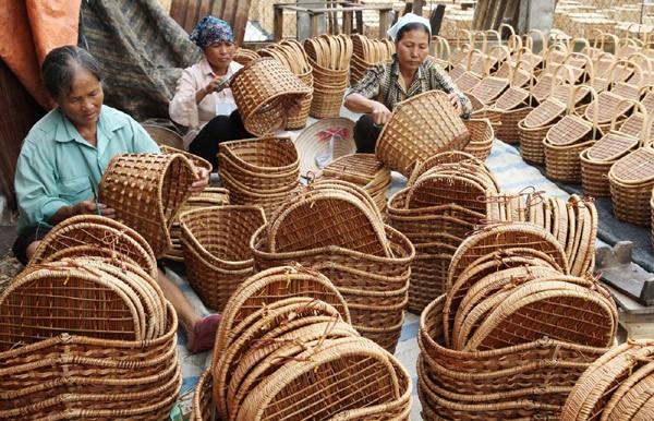 Đặt mục tiêu 500 triệu USD với làng nghề Hà Nội