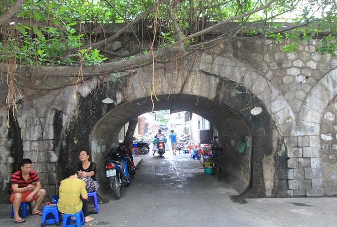 Hà Nội sẽ cải tạo 127 vòm cầu đường sắt thành không gian văn hoá phục vụ du khách.