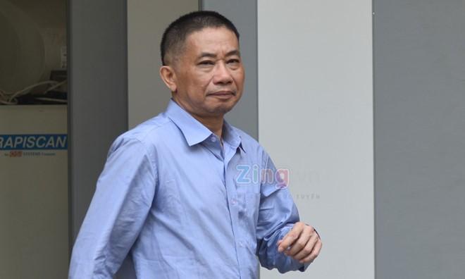 Bị can Ninh Văn Quỳnh, nguyên Phó tổng giám đốc PVN, bị khởi tố bổ sung về tội Lạm dụng chức vụ quyền hạn chiếm đoạt tài sản. Ảnh: Zing