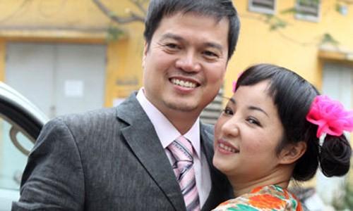Thúy Nga và ông Nguyễn Văn Nam