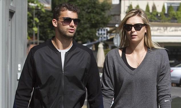 Mỹ nhân quần vợt Sharapova phủ nhận tin đính hôn