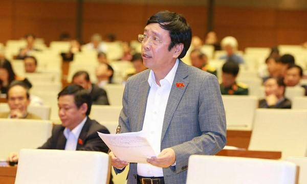 Tổng giám đốc Đài Tiếng nói Việt Nam Nguyễn Đăng Tiến